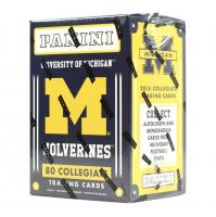 2015 Panini Michigan Collegiate Multi-Sport Blaster Box of (80) Cards at PristineAuction.com