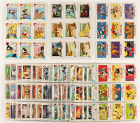1991 Impel Disney Complete Set of (210) Collector Cards at PristineAuction.com