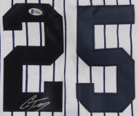 Gleyber Torres Signed Jersey (Beckett COA) at PristineAuction.com