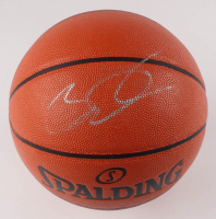 Dwyane Wade Signed NBA Game Ball Series Basketball (PSA COA) at PristineAuction.com