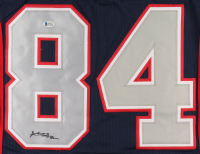 Antonio Brown Signed #84 Jersey (Beckett COA) at PristineAuction.com
