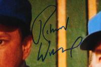 "Robert Wuhl Signed ""Bull Durham"" 11x14 Photo (PA COA) at PristineAuction.com"