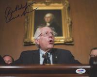 Bernie Sanders Signed 8x10 Photo with Inscription with Inscription (PSA Hologram) at PristineAuction.com