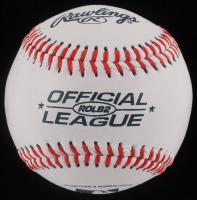 "Robert Wuhl Signed ""Bull Durham"" OL Baseball (PA COA) at PristineAuction.com"
