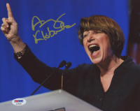 Amy Klobuchar Signed 8x10 Photo (PSA Hologram) at PristineAuction.com