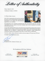 Ruth Bader Ginsburg & Jimmy Carter Signed 8x10 Photo (PSA LOA) at PristineAuction.com