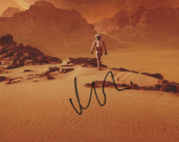 "Matt Damon Signed ""The Martian"" 8x10 Photo (AutographCOA Hologram) at PristineAuction.com"