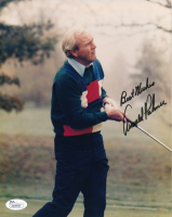 "Arnold Palmer Signed 8x10 Photo Inscribed ""Best Wishes"" (JSA COA) at PristineAuction.com"