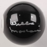 Willie Mosconi Signed #8 Billiard Ball (Beckett COA) at PristineAuction.com
