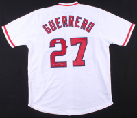 Vladimir Guerrero Signed Jersey (PSA COA) at PristineAuction.com