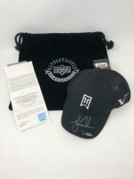 Tiger Woods Signed LE Nike Victory Hat (UDA COA) at PristineAuction.com