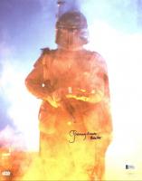"Jeremy Bulloch Signed ""Star Wars: The Empire Strikes Back"" 11x14 Photo Inscribed ""Boba Fett"" (Beckett COA) at PristineAuction.com"