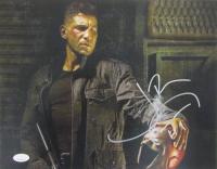 "Jon Bernthal Signed ""The Punisher"" 11x14 Photo (JSA COA) at PristineAuction.com"