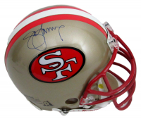 Steve Young Signed 49ers Full-Size Authentic On-Field Helmet (JSA COA) at PristineAuction.com