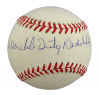 """Ted """"Double Duty"""" Radcliffe Signed ONL Baseball (PSA COA) at PristineAuction.com"""