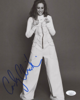 Carly Chaikin Signed 8x10 Photo (JSA COA) at PristineAuction.com