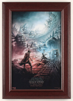 """""""Star Wars: The Rise of Skywalker"""" 14.5x20.5 Custom Framed Print Display at PristineAuction.com"""