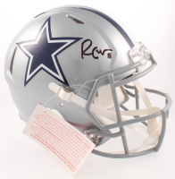 Randall Cobb Signed Cowboys Full-Size Authentic On-Field Speed Helmet (Beckett COA) at PristineAuction.com