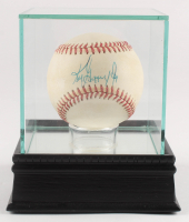 Ken Griffey Jr Signed OAL Baseball with High Quality Display Case (SGC Hologram) at PristineAuction.com