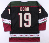 Shane Doan Signed Jersey (Beckett COA) at PristineAuction.com
