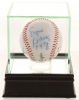 """Ernie Banks Signed OL Baseball Inscribed """"1978"""" with Display Case (PSA COA) at PristineAuction.com"""