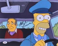 "Mel Brooks Signed ""The Simpsons"" 11x14 Photo (PSA Hologram) at PristineAuction.com"