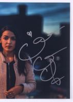 Alexandria Ocasio-Cortez Signed 11x14 Photo (PSA Hologram) at PristineAuction.com