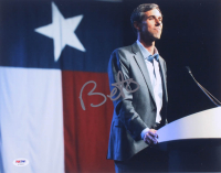 Beto O'Rourke Signed 11x14 Photo (PSA Hologram) at PristineAuction.com