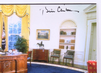 Bill Clinton Signed 11x14 Photo (PSA LOA) at PristineAuction.com