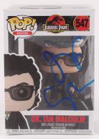 "Jeff Goldblum Signed ""Jurassic Park"" Dr. Ian Malcolm #547 25th Anniversary Funko Pop! Vinyl Figure (PSA COA) at PristineAuction.com"