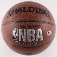 Samuel L. Jackson Signed NBA Basketball (Beckett Hologram) at PristineAuction.com