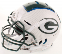 Donald Driver Signed Packers Full-Size Authentic On-Field Hydro-Dipped F7 Helmet (Beckett COA) at PristineAuction.com