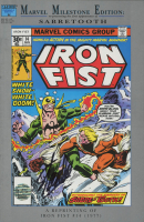 """Stan Lee Signed 1992 """"Iron Fist"""" Vol. 1 Issue #14 Marvel Comic Book (Reprint) (Lee COA) at PristineAuction.com"""