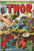 "Stan Lee Signed 1973 ""The Mighty Thor"" Vol. 1 Issue #211 Marvel Comic Book (Lee COA) at PristineAuction.com"