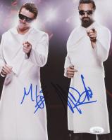 The Miz & Damien Sandow Signed WWE 8x10 Photo (JSA COA) at PristineAuction.com