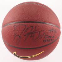"""Dwight Howard Signed Basketball Inscribed """"God Bless"""" (Beckett COA) at PristineAuction.com"""