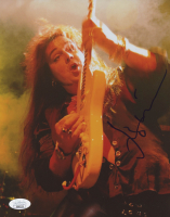 Yngwie Malmsteen Signed 8x10 Photo (JSA COA) at PristineAuction.com