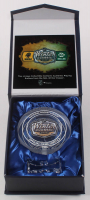 2020 NHL Winter Classic - Predators vs. Stars - Crystal Hockey Puck - Filled with Ice from the 2020 Winter Classic (Fanatics COA) at PristineAuction.com