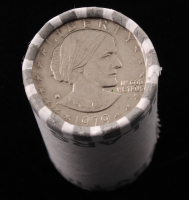 Roll of (25) Assorted $1 One-Dollar Coins at PristineAuction.com