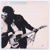 "Bruce Springsteen Signed ""Born to Run"" Vinyl Record Album Cover (PSA LOA) at PristineAuction.com"