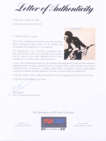"Bruce Springsteen Signed ""Born to Run"" Vinyl Record Album Cover (PSA LOA) at PristineAuction.com"