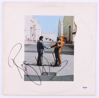 """Roger Waters Signed Pink Floyd """"Wish You Were Here"""" Vinyl Record Album Cover (PSA Hologram) at PristineAuction.com"""