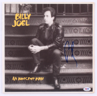 "Billy Joel Signed ""An Innocent Man"" Vinyl Record Album Cover (PSA Hologram) at PristineAuction.com"