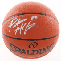 Patrick McCaw Signed NBA Game Ball Series Basketball (Beckett Hologram) at PristineAuction.com