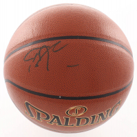 Giannis Antetokounmpo Signed NBA Basketball (PSA Hologram) at PristineAuction.com