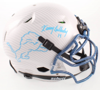 Kenny Golladay Signed Lions Full-Size Hydro Dipped Vengeance Helmet (JSA COA) at PristineAuction.com