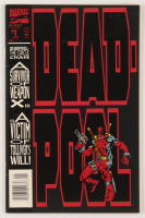 "1993 ""Deadpool"" Vol. 1 Issue #1 Marvel Comic Book at PristineAuction.com"