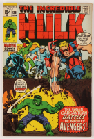 "1970 ""The Incredible Hulk"" Issue #128 Marvel Comic Book at PristineAuction.com"