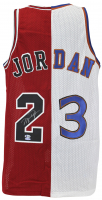 Michael Jordan Signed Jersey (Beckett LOA) at PristineAuction.com