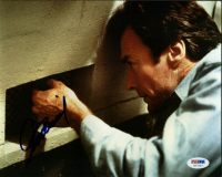 "Clint Eastwood Signed ""Escape from Alcatraz"" 8x10 Photo (PSA COA) at PristineAuction.com"